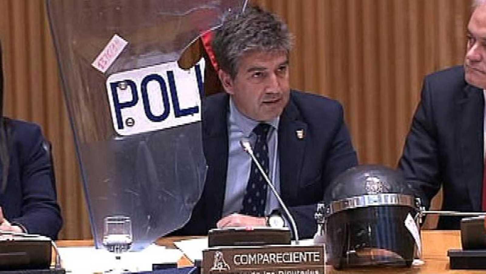 El director general de la Policía ha defendido el dispositivo policial durante el 22M pero también ha reconocido fallos