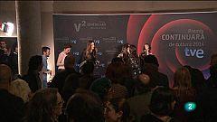 Vespre a La 2 - Premis Continuarà de Cultura del Vespre a La 2, edició 2014