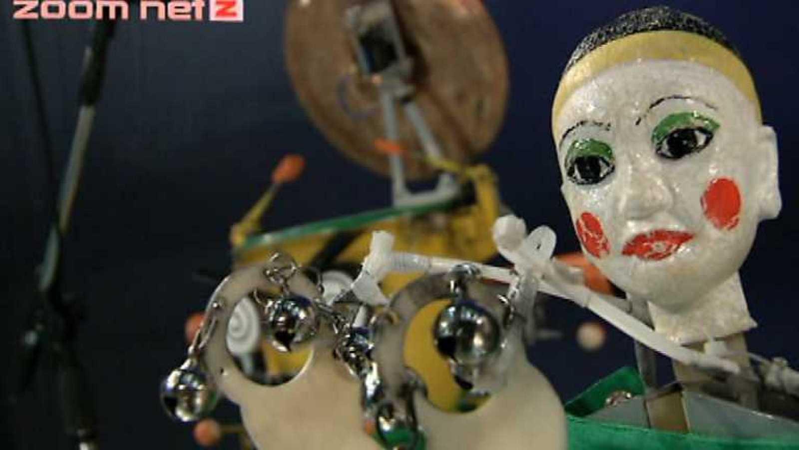 Zoom Net - Robot!, Coches inteligentes y Hearthstone - 26/04/14 - ver ahora