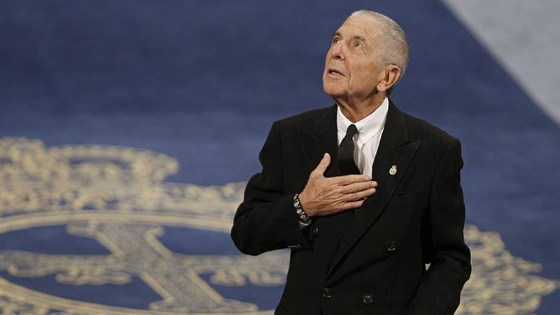 La cátedra Leonard Cohen es ya una realidad