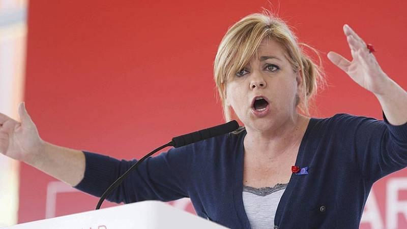 Elena Valenciano pide un giro a la izquierda en la política europea