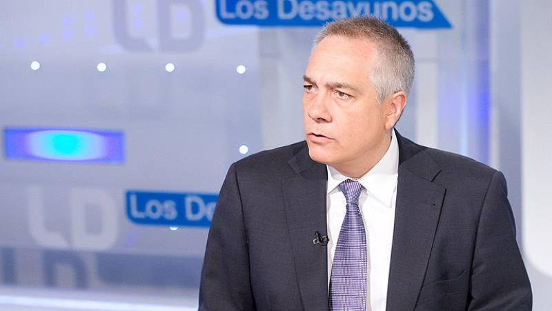 """Pere Navarro: """"Para abordar el diálogo, lo primero es reducir la crispación"""""""