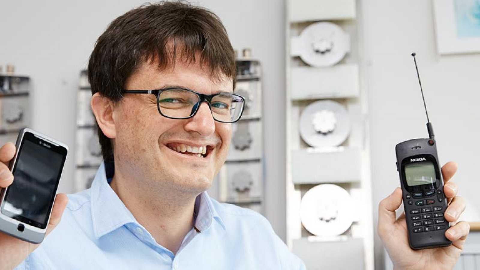 El inventor de la antena fractal, es español y acaba de ser nominado al Premio Inventor Europeo del año