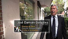 José Damián González (60 años) Director de zona