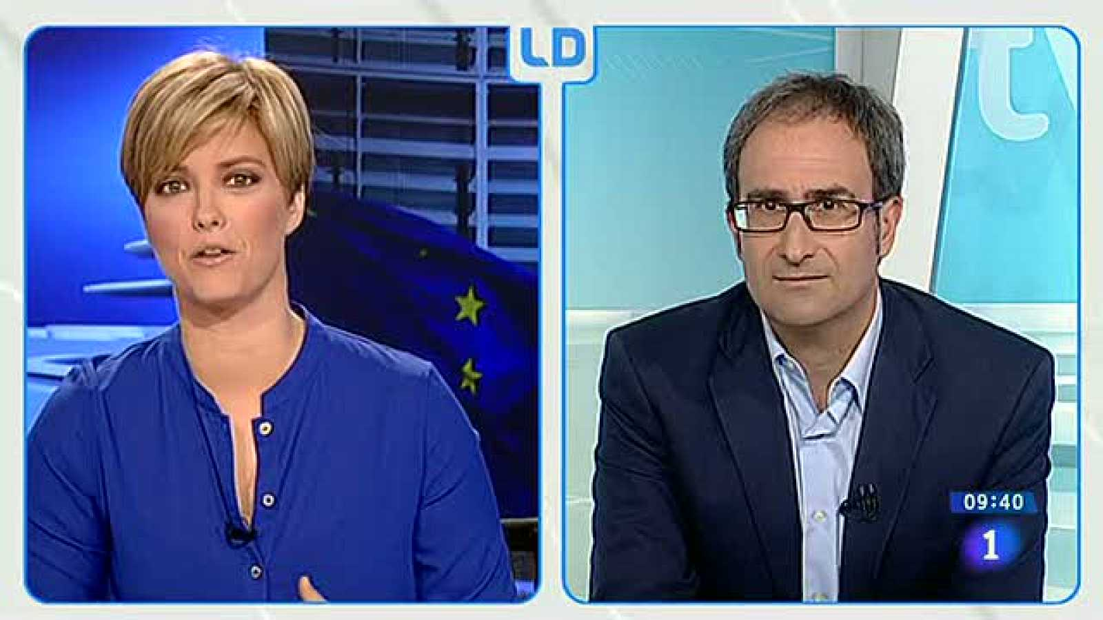 """Jordi Sebastià (Primavera Europea): """"Hay que poner a trabajar a Europa"""""""