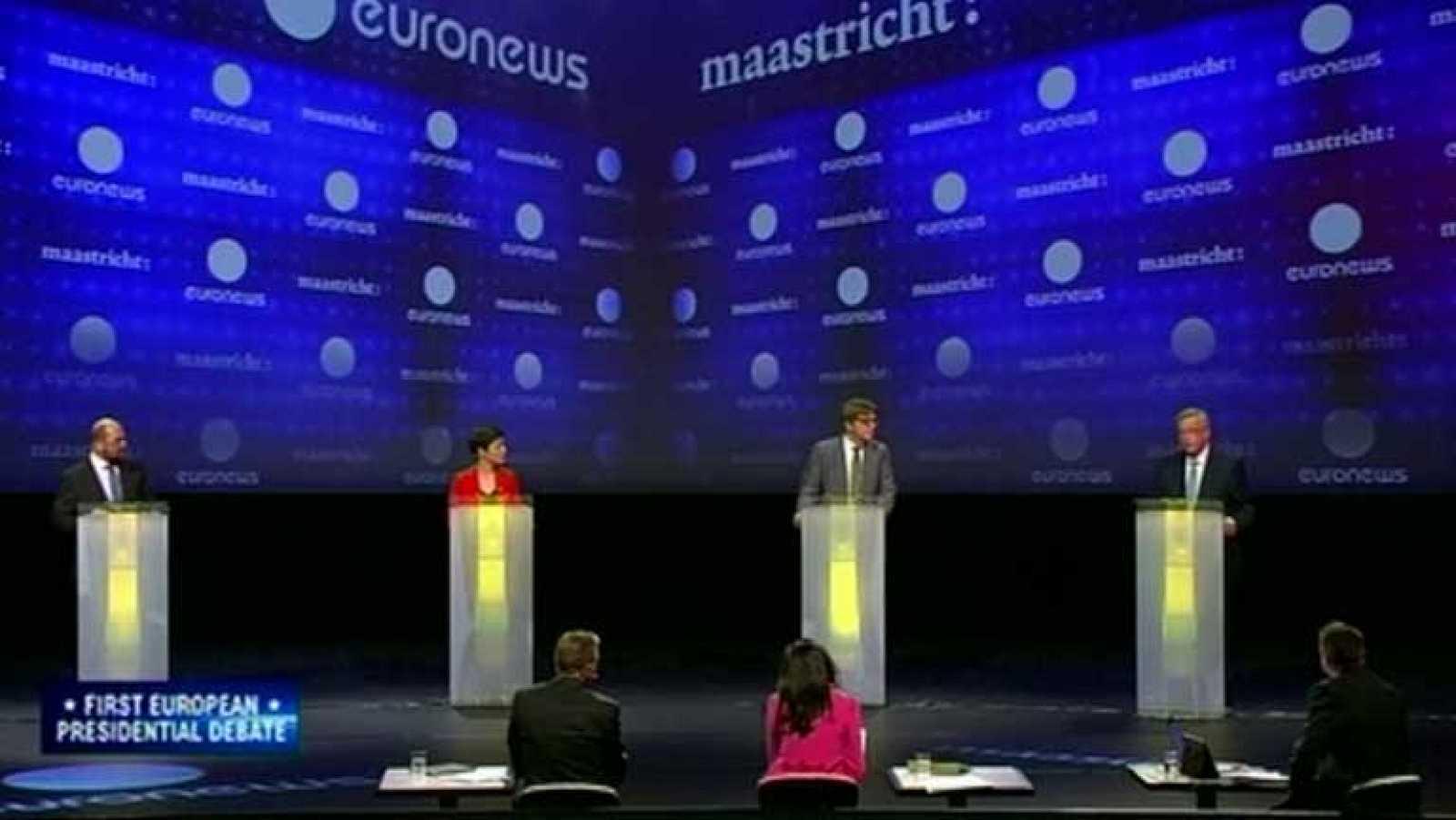 Empleo y crecimiento económico, principales objetivos de los candidatos a las europeas