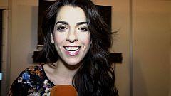 """Eurovisión 2014 - Euroweek: """"Sobre el escenario de Eurovisión me he sentido como en casa"""""""