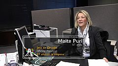 Maite Puri Puy (51 años) Jefa de Gestión