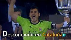 ¿Por qué en Cataluña el previo y el post partido de la Copa del Rey fueron en catalán?