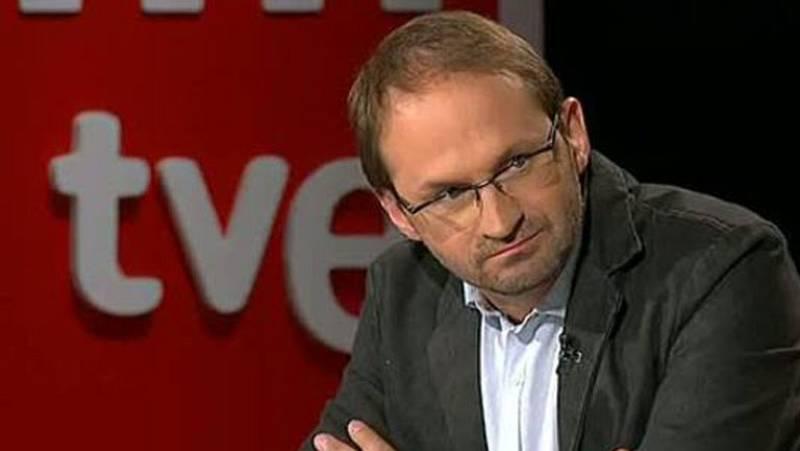 """Joan Herrera: """"No hay un problema catalán, hay un problema español"""""""