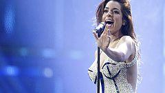 Entrevista a Ruth Lorenzo sobre el vestido de Eurovisión