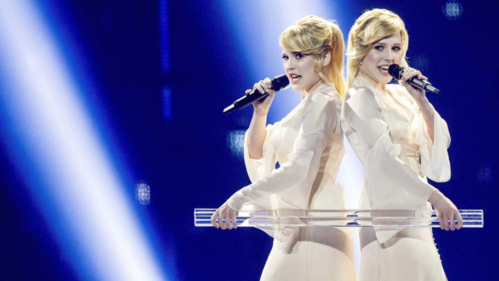 "Eurovisión 2014 - Las hermanas Tolmachevy representan a Rusia con la canción ""Shine"""