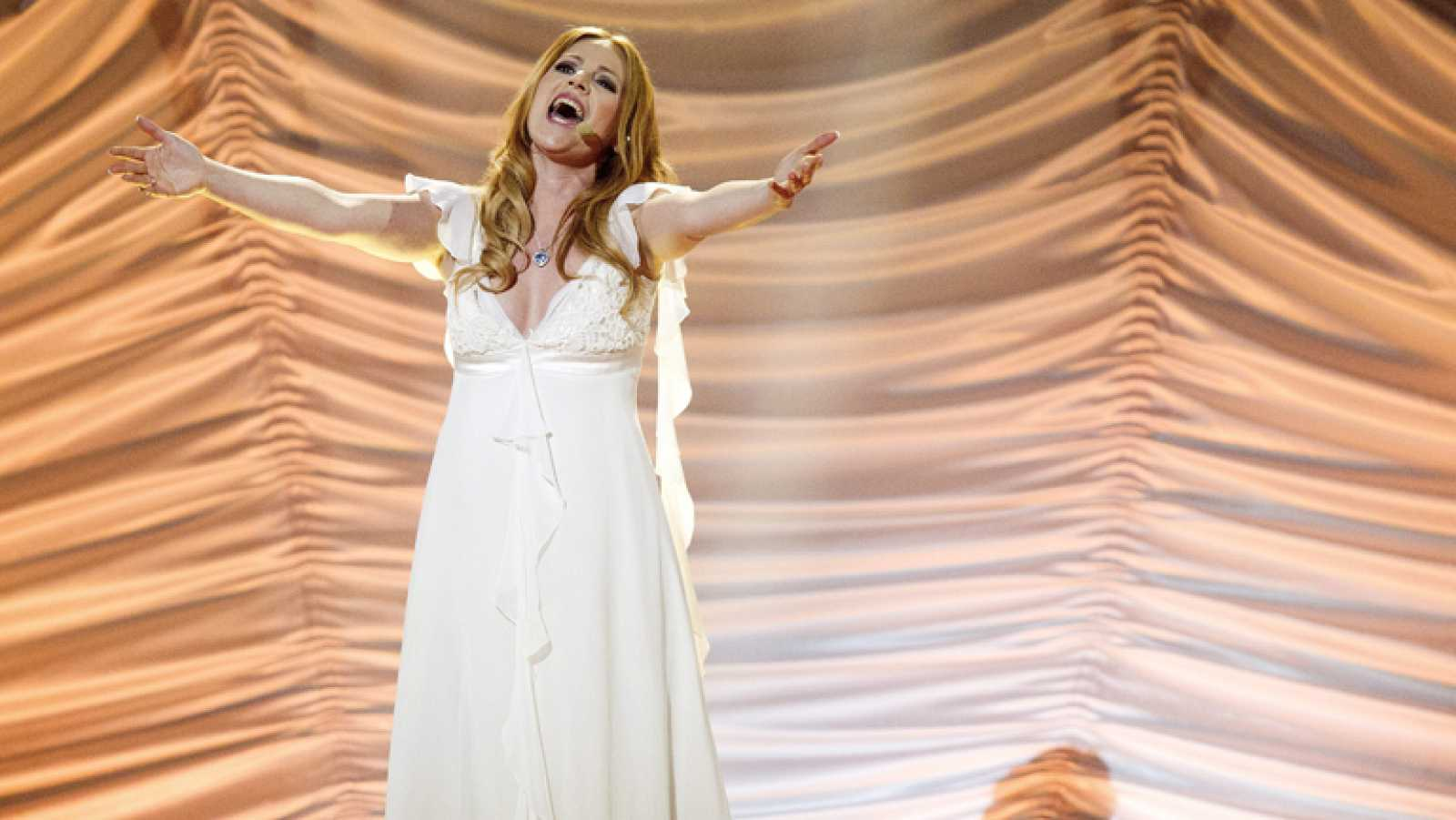"""Eurovisión 2014 - Valentina Monetta representa a San Marino con la canción """"Maybe (Forse)"""""""