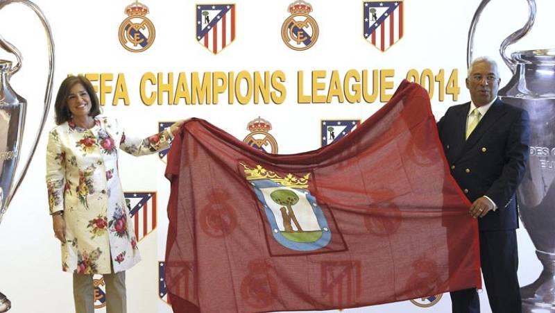 Madrid y Lisboa, unidas por la final de la Champions
