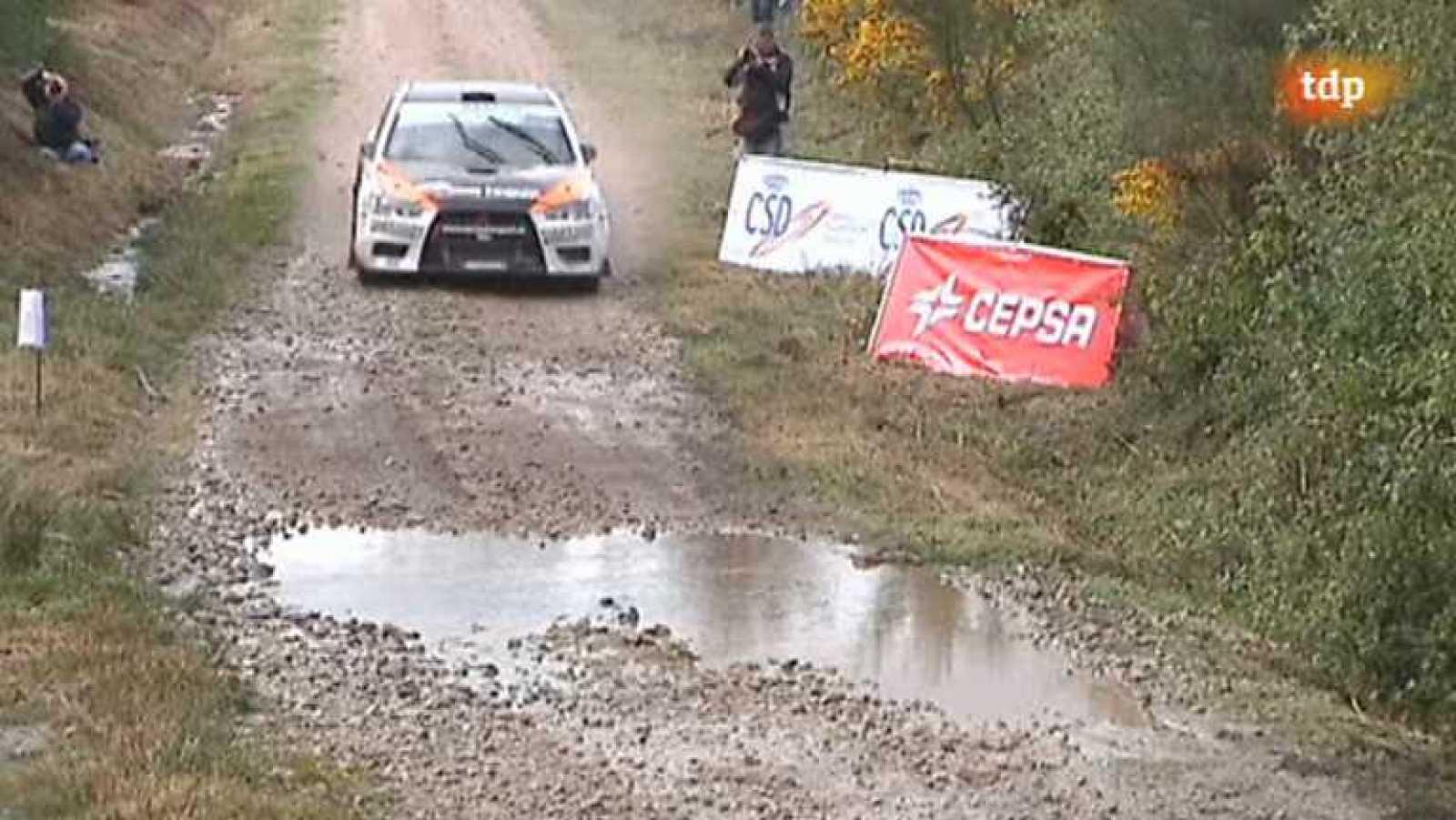 Automovilismo - Campeonato de España de Rallye tierra Concello de Curtis - Ver ahora