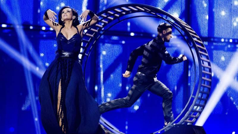 """Mariya Yaremchuk canta """"Tick - Tock"""" en representación de Ucrania"""