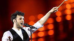 """Eurovisión 2014 - Suiza: Sebalter canta """"Hunter of stars"""" en la final de Eurovisión 2014"""