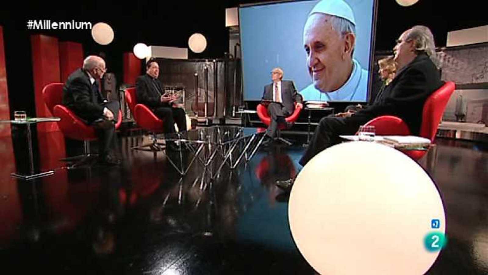 Millennium - El Papa, ¿un cambio real? - ver ahora