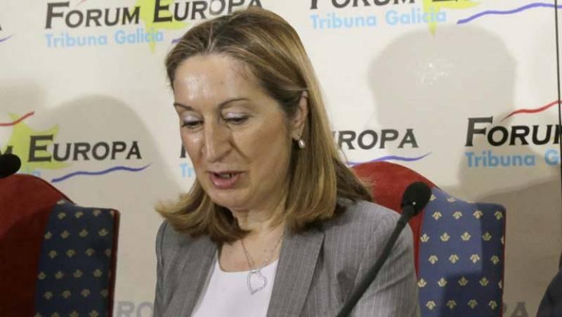 Ana Pastor cuantifica en 8.000 millones los sobrecostes en la obra pública durante las legislaturas de Zapatero