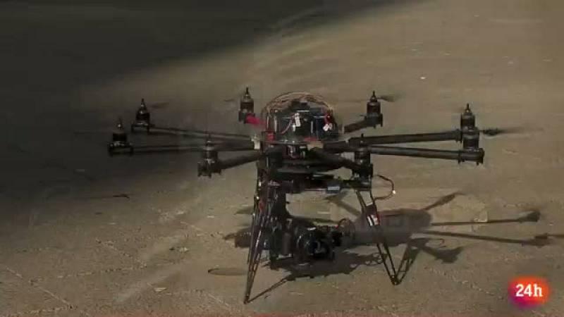 LAB24 - El uso civil de los drones