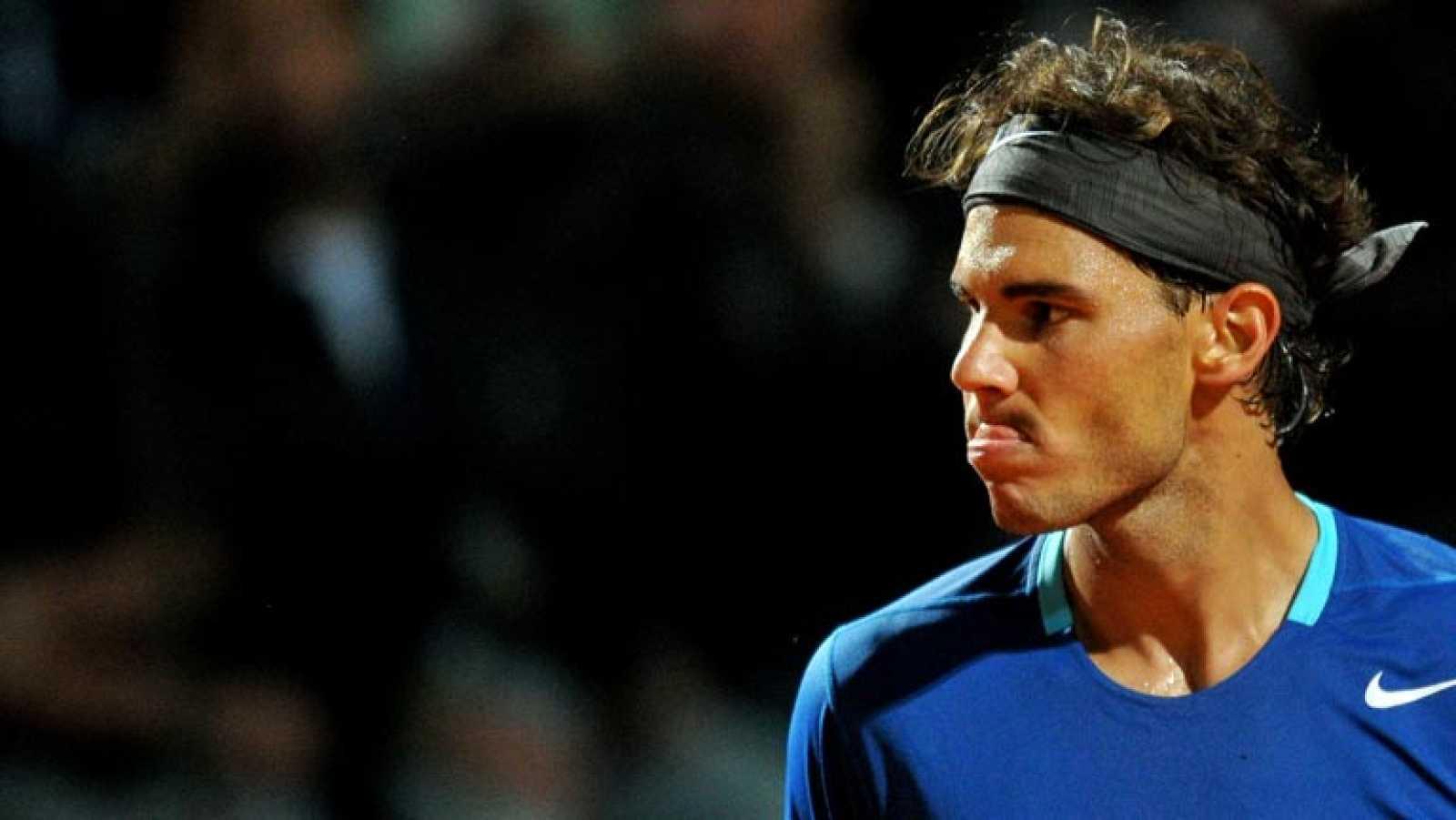 Nadal supera a Berdych en un intenso duelo y accede a las semifinales en Roma