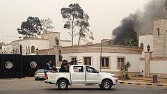 Un grupo armado toma el Parlamento en Libia