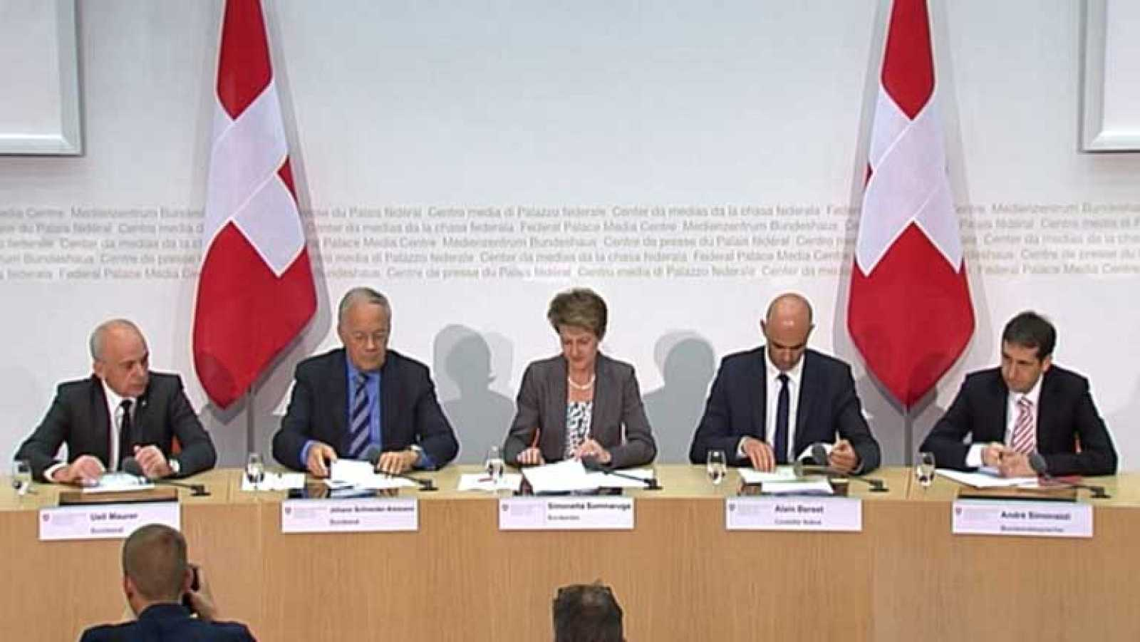 Suiza ha dicho no a un salario mínimo de 18 euros la hora