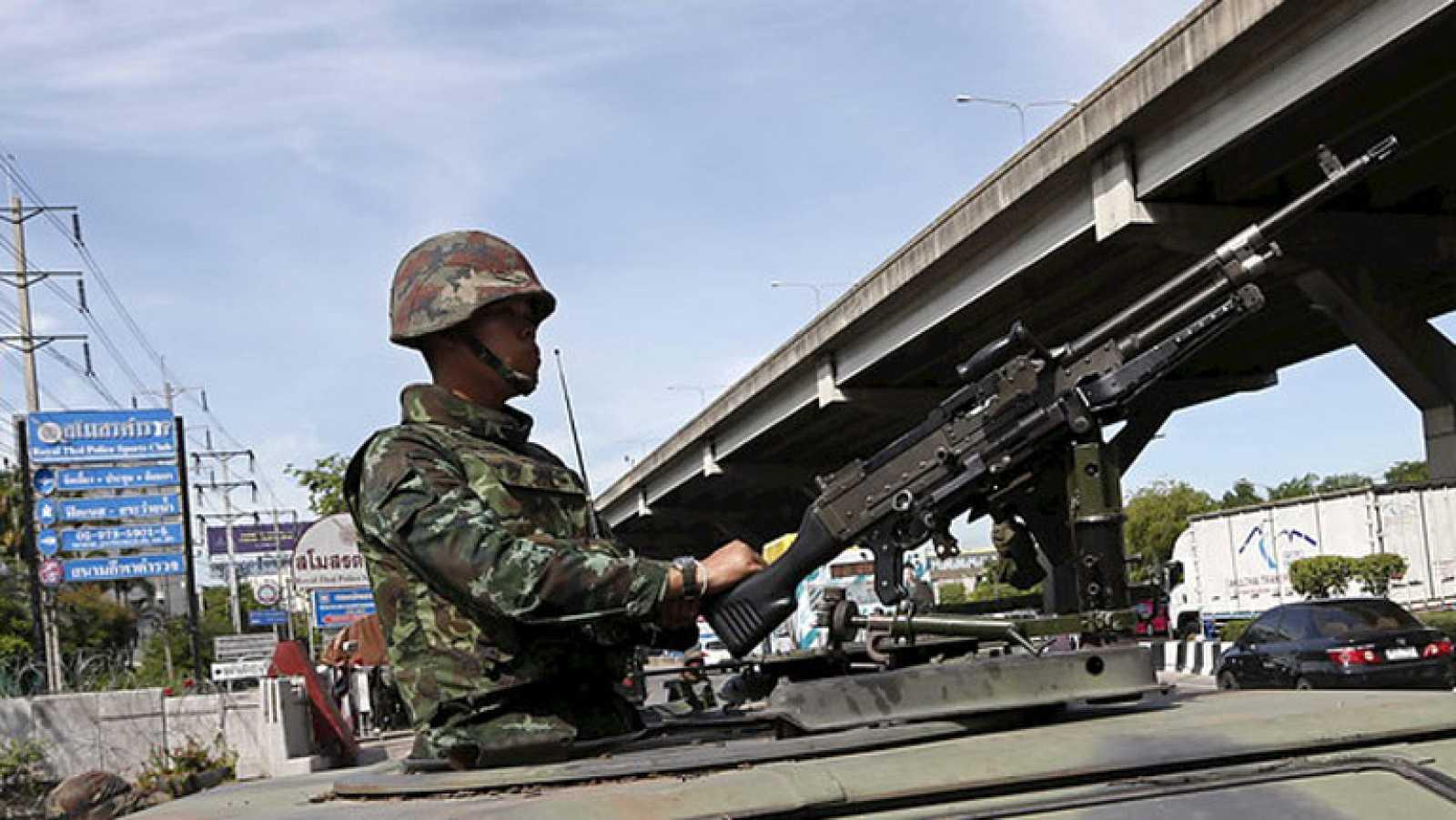 El Ejército de Tailandia ha declarado la ley marcial en todo el país