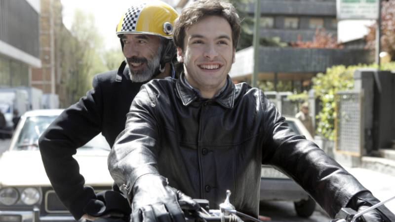 Cuéntame cómo pasó - La reconciliación de un paseo en moto