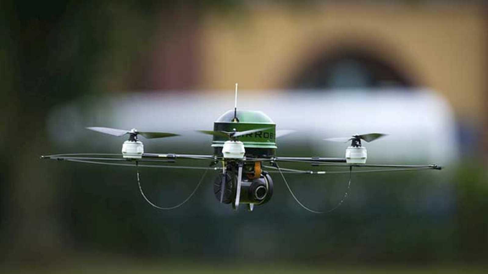 El ministerio de Fomento ultima la regulación para el uso de Drones