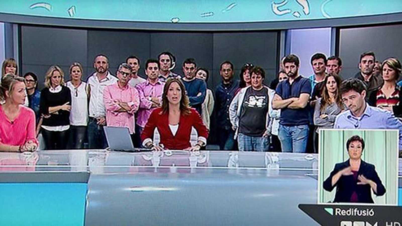 Imputados cinco exdirectivos de Canal 9 por presunta malversación en la gestión del ente