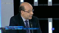 Ángel Expósito. Del Madrid porque ganaba siempre