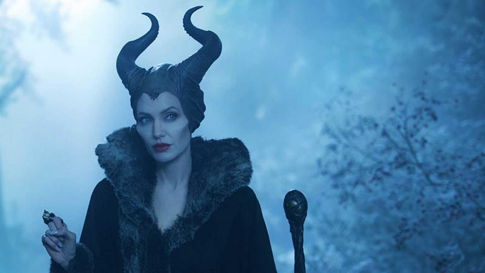 RTVE.es os ofrece una escena en primicia de 'Maléfica', protagonizada por Angelina Jolie