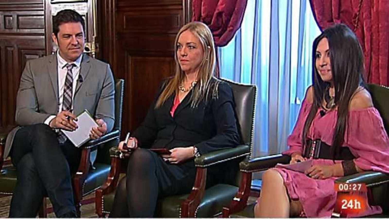 Conversatorios en Casa de América - Periodistas y libertad de expresión - 23/04/14 - Ver ahora