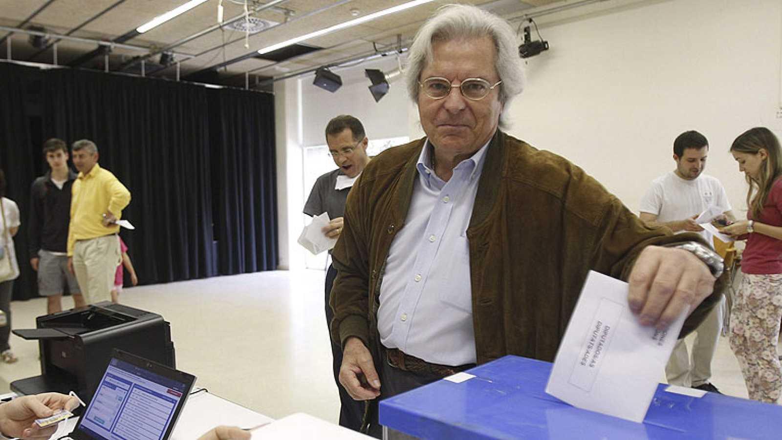 Ciudadanos se hace con dos escaños en el Parlamento Europeo