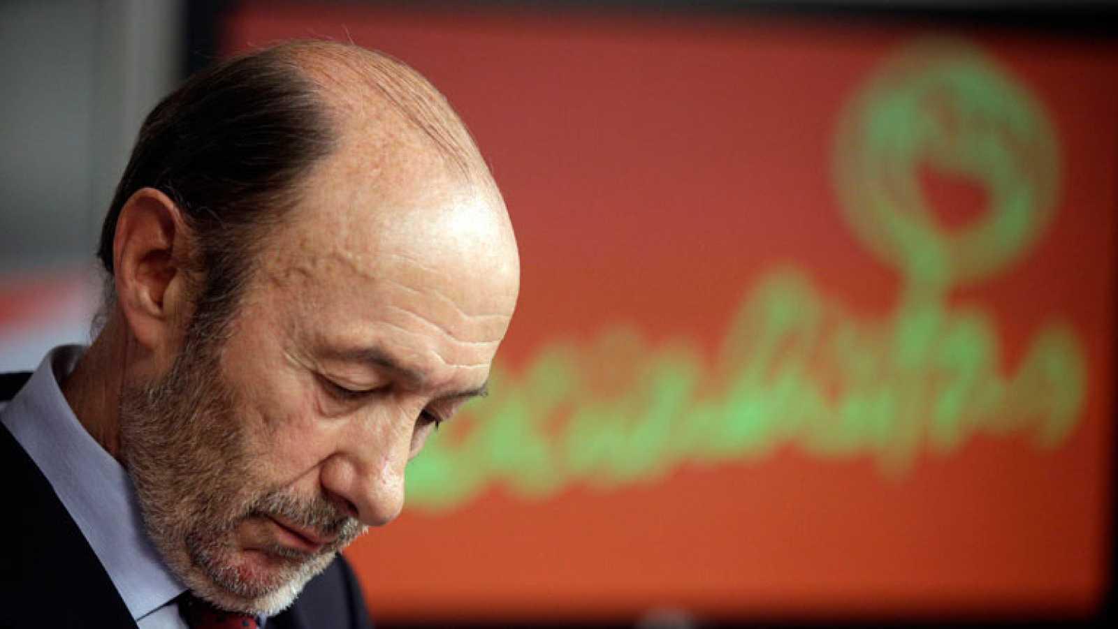 Rubalcaba asume la responsabilidad y convoca congreso extraordinario