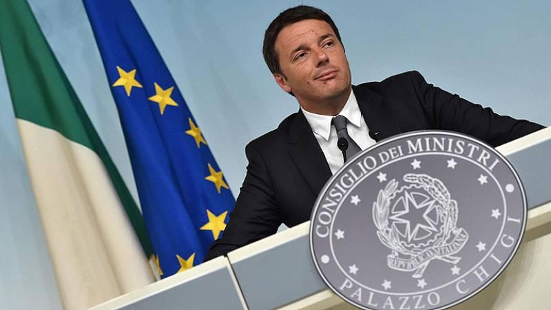 Renzi pasa el refrendo de las urnas y desplaza al 'M5S' de Beppe Grillo