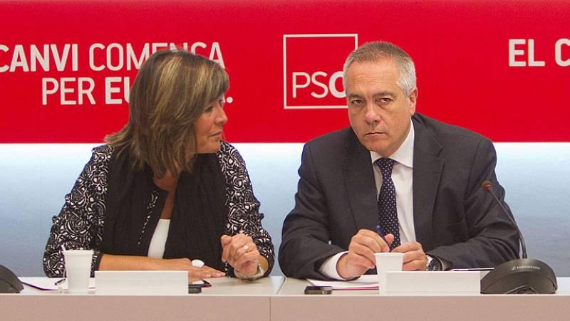 Congresos en el PSOE también en Cataluña y Navarra