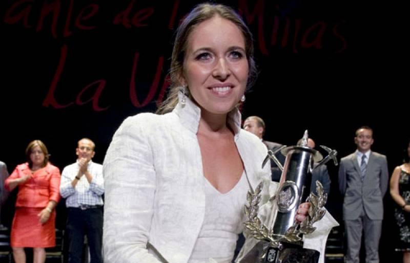 Rocío Márquez Limón es la ganadora del festival del Cante de las Minas de La Unión (Murcia)
