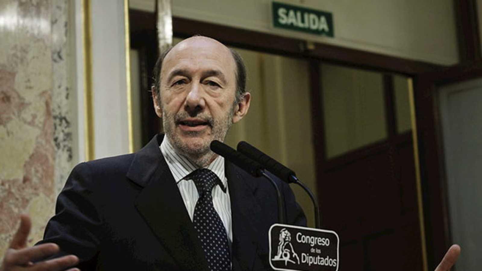 Rubalcaba pide unanimidad para establecer el voto directo