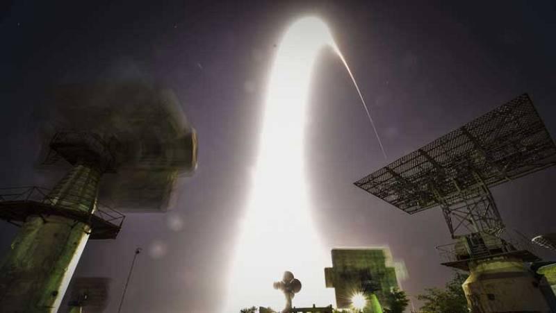 La Estación Espacial Internacional corre peligro con la crisis de Ucrania