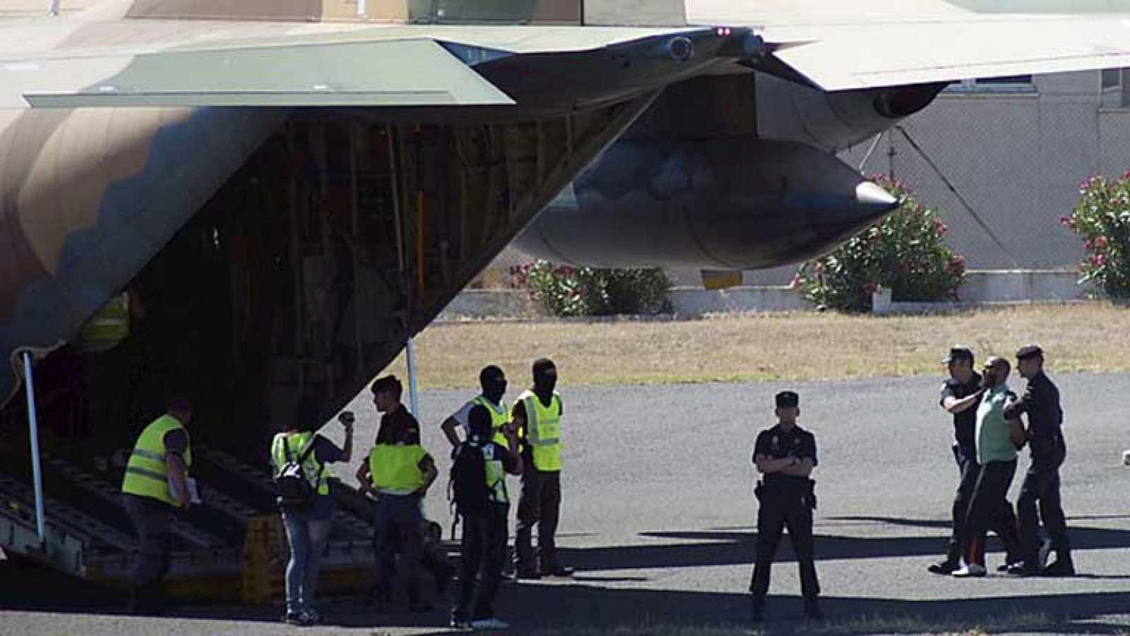 Seis detenidos en Melilla acusados de captar y enviar yihadistas al Sahel