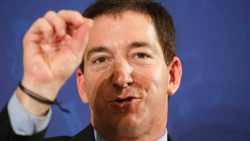 Gleen Greenwald, periodista del caso Snowden, nunca imaginó la repercusión de sus filtraciones