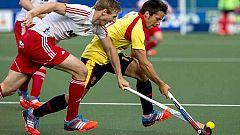 Hockey hierba - Campeonato del mundo: Inglaterra - España