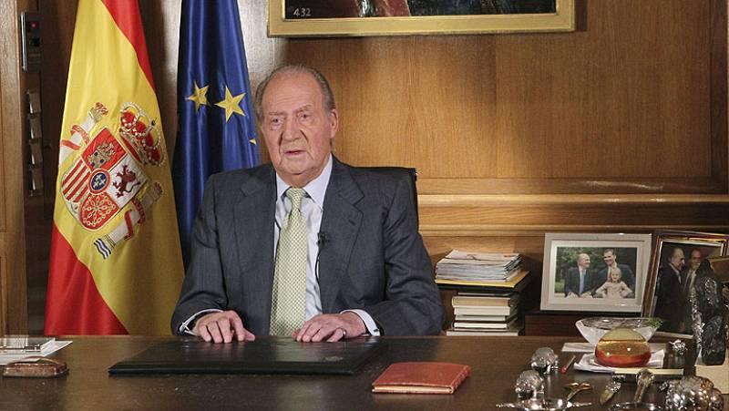 Mensaje de S.M. el Rey a los españoles