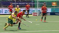 Hockey hierba - Campeonato del mundo: España - Australia