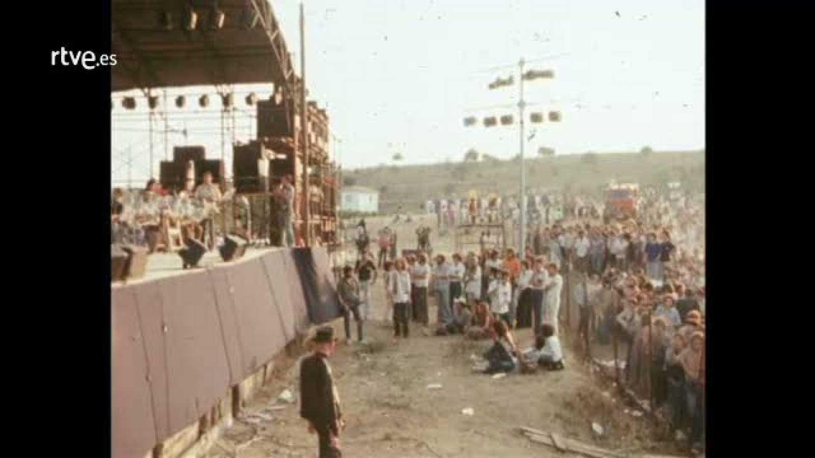 Arxiu TVE Catalunya - Temps de cançons - Canet Rock 1978