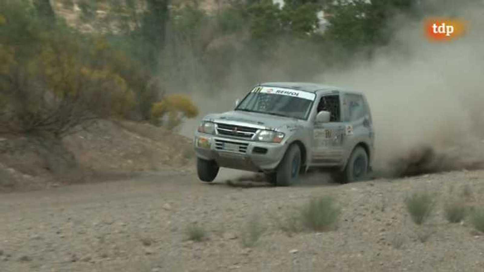 Automovilismo - Campeonato de España Rallye todo terreno Andalucía - Verahora
