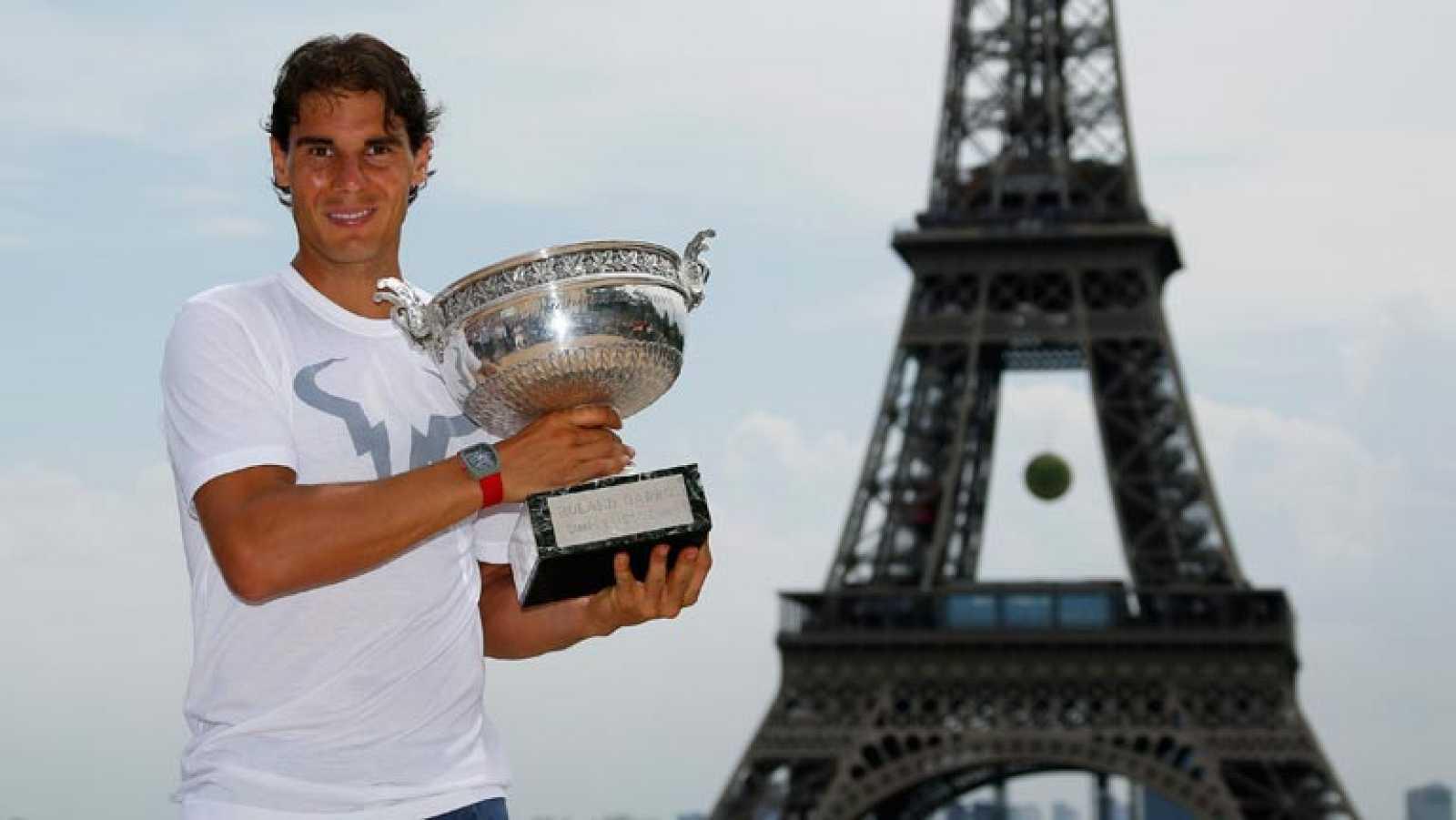 Nadal aumenta su leyenda en Roland Garros