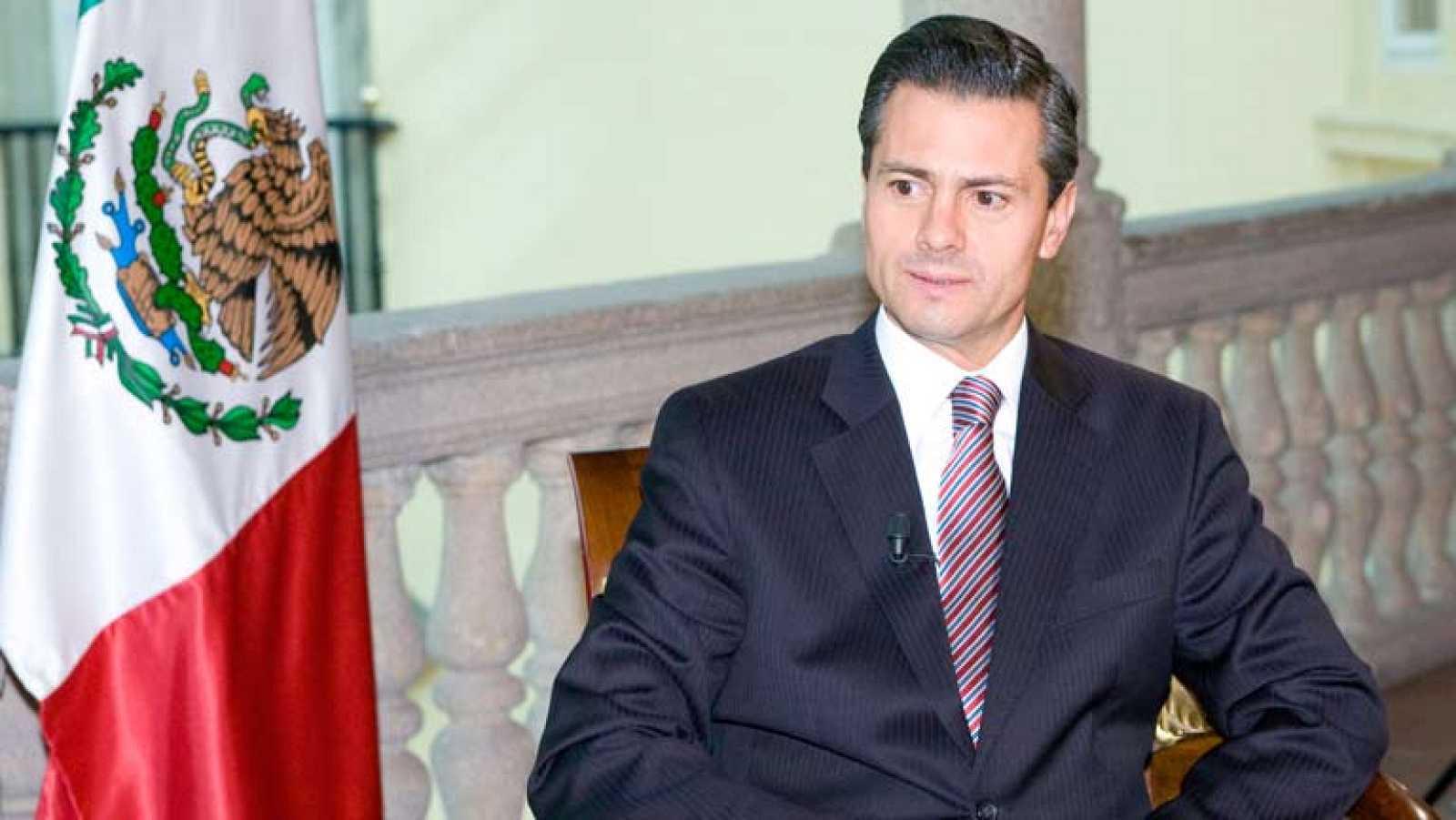 """Peña Nieto: """"La salida de Pemex de Repsol no afectará a los contratos con los astilleros"""""""